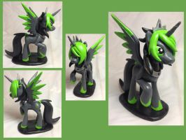 PonySculptors Contest Winner OC by CadmiumCrab