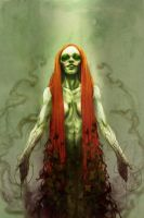 Poison Ivy by beanclam