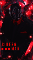 Ciberg Man by ByNecroDesign