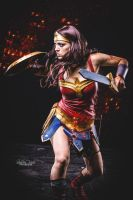 Wonder Woman - DC Comics - Cosplay by ShashinKaihi