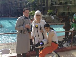 Portal Cosplay Team by stormx6