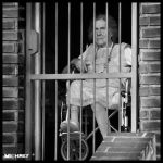 behind bars by michref