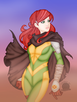 Hope Summers by blackmoonrose13