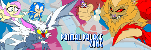 Primal Palace Zone by Tyrranux