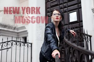 New York - Moscow by Lucem