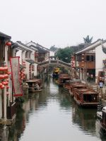 The Canals of Suzhou by IndianaGaijin