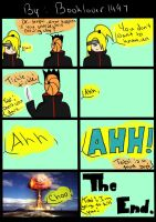 Deidara and Tobi Comic by booklover1997