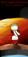 Chibi Vatican City Diaries - 1 by SqueekyClean-801