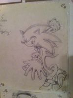 Sonic by Vitaflos