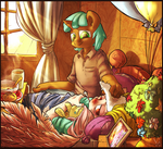 Under the Weather by atryl