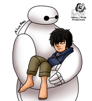 ''Goodnight Hiro...'' by Aileen-Rose