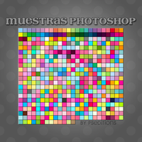 Muestras para Photoshop by PsEditions