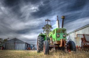 Farmtractor by wazzasay