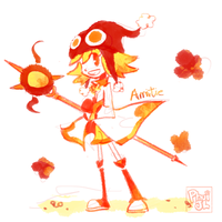 Red Amitie by PhuiJL