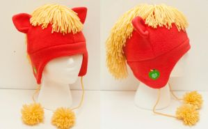 Big Macintosh Hat by kitchycat