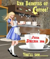 Just Drink Coffee by jules2626