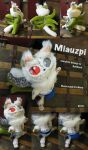 Miauzpi Plush by Nenu