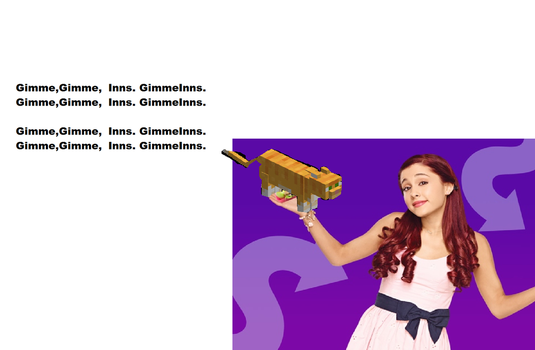 Requests for Cat 1: Write a Rap about GimmeInns by Ask--CatValentine