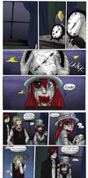 HH Audition: Part 1 by Corpse-Face