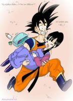 Baby on board by Goku-and-Chichi-Club