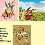 Puppy-Lovers Collage by tAll3Shyguy