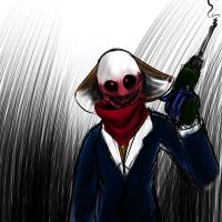 it's PAYDAY fellas !! by Raymouse