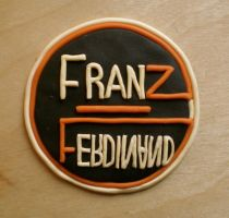 Franz Ferdinand badge by EldalinSkywalker