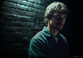Will Graham - Locked In... HANNIBAL SEASON 2 by thecannibalfactory