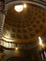 Cathedral of Siena by ilpaxromana