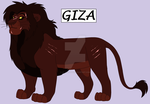 Giza - Different from the Rest by Lil-Cheetah
