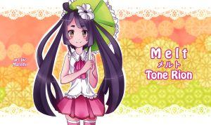 Tone Rion - Melt +MP3 by matemi-i
