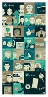 Twilight Zone ABC by Montygog