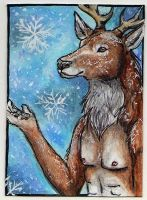 ACEO-Levn by Cally-Dream