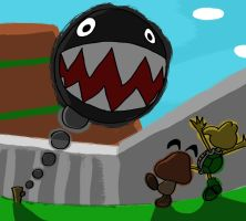 Bob-Omb Battlefield - Get Off My Lawn!! by Guuguuguu
