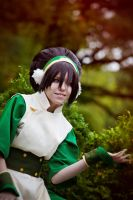 Toph Bei Fong - What's wrong? by TophWei