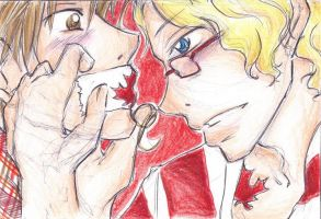 Canada Day QUON by Clolymy