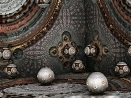 Fractal Mall Snubbed 2 by rfschenk