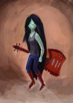Marceline by Aleximv