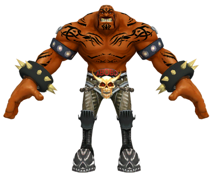 Abobo by SoullessApophis