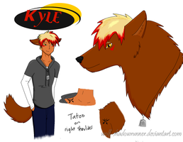Kyle by Wolf-Shadowrunner