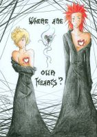 Where are our hearts? by buriedInOblivion