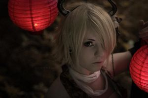 Kagamine Rin - Dark Side by GaaSuka