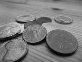 Foreign Coins by JS92