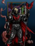 Kevin Sharpe's Hordak colored by shubcthulhu