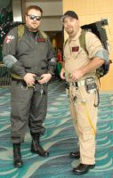 Ghost Busters at Long Beach Comic Con 2013 by trivto