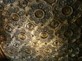 Palazzo ducale, soffitto 1 by MaxOKryn