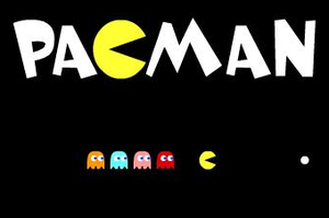 PacMan Flash Game by IANZER