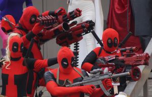 Council of Deadpools III: Talk is Cheap by gardawamtu