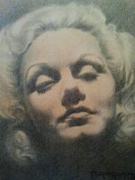 Jean Harlow by casey62