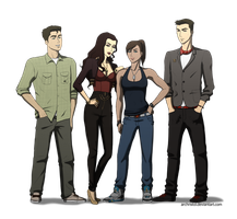 Modern Team Avatar II by Archristol